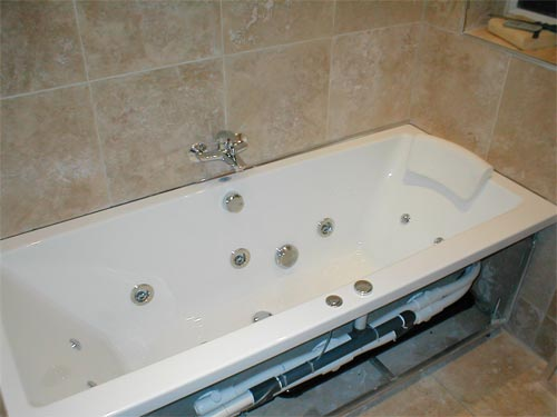 Bathroom Fitting Services from BuildandClean